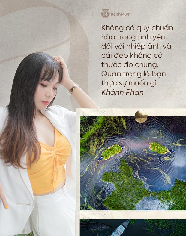 Gặp Khánh Phan - nữ nhiếp ảnh gia đưa cảnh đẹp Việt Nam vươn tầm quốc tế: Hơn 30 giải thưởng lớn nhỏ nhưng nhận phần lớn là do... may mắn - Ảnh 11.