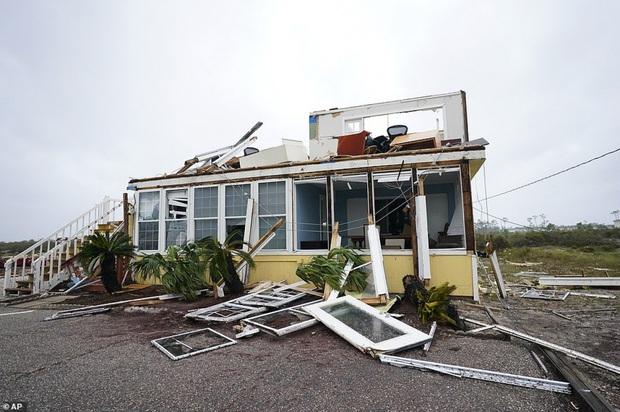 Bão Sally gây lụt lịch sử tại Mỹ, quật đổ cây cối, nhấn chìm đường phố trong biển nước - Ảnh 13.