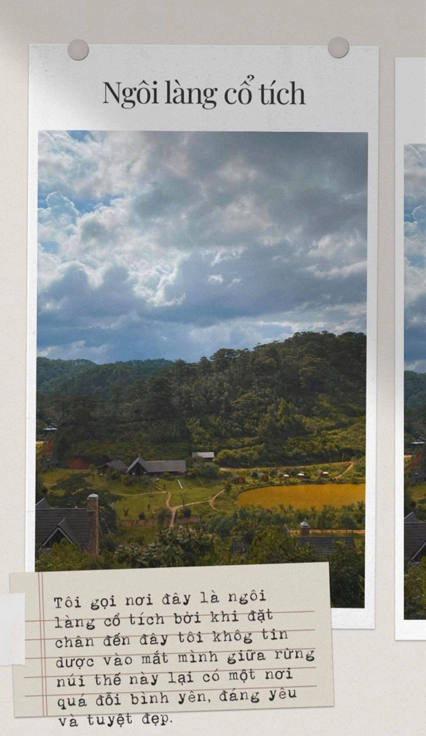 """Hà Tăng trầm ngâm kể về """"ngôi làng cổ tích"""" mới tìm ra ở Đà Lạt, ai nấy đều xốn xang với khung cảnh quá đỗi ngoạn mục - Ảnh 4."""