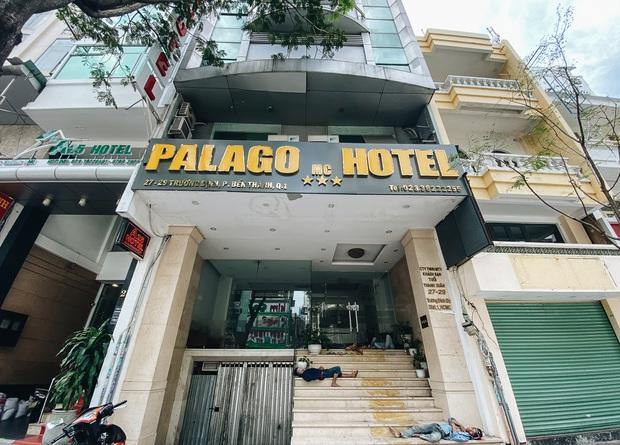 Hàng loạt khách sạn ở trung tâm Sài Gòn ngừng hoạt động, rao bán vì ngấm đòn Covid-19 - Ảnh 9.