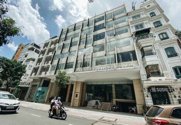 Hàng loạt khách sạn ở trung tâm Sài Gòn ngừng hoạt động, rao bán vì ngấm đòn Covid-19 - Ảnh 6.