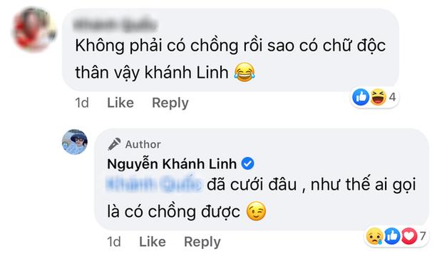 Khánh Linh lần đầu phản hồi vụ nhận là single mom, mối quan hệ mẹ vợ - con rể Bùi Tiến Dũng cũng được làm rõ - Ảnh 2.