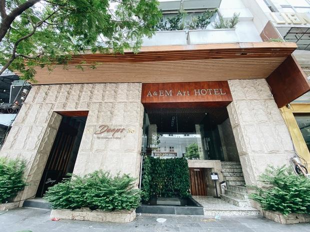 Hàng loạt khách sạn ở trung tâm Sài Gòn ngừng hoạt động, rao bán vì ngấm đòn Covid-19 - Ảnh 14.