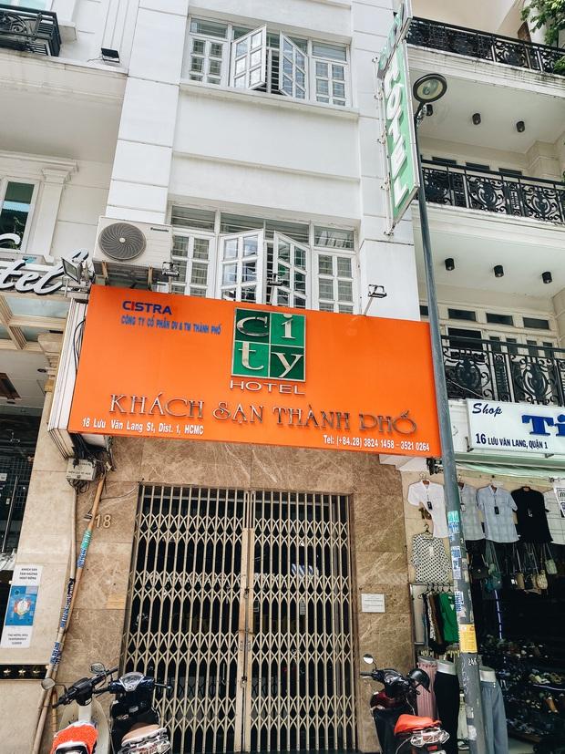 Hàng loạt khách sạn ở trung tâm Sài Gòn ngừng hoạt động, rao bán vì ngấm đòn Covid-19 - Ảnh 12.