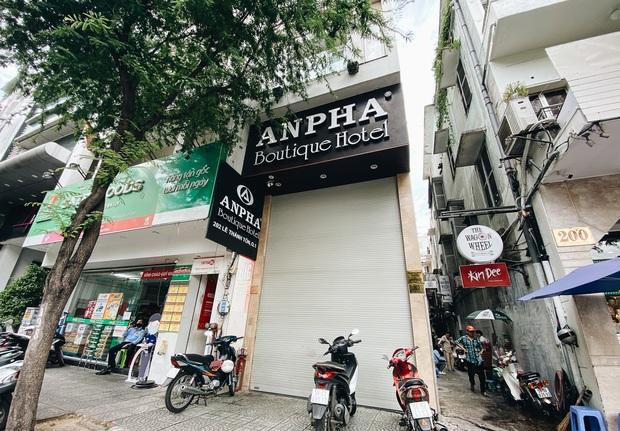 Hàng loạt khách sạn ở trung tâm Sài Gòn ngừng hoạt động, rao bán vì ngấm đòn Covid-19 - Ảnh 13.