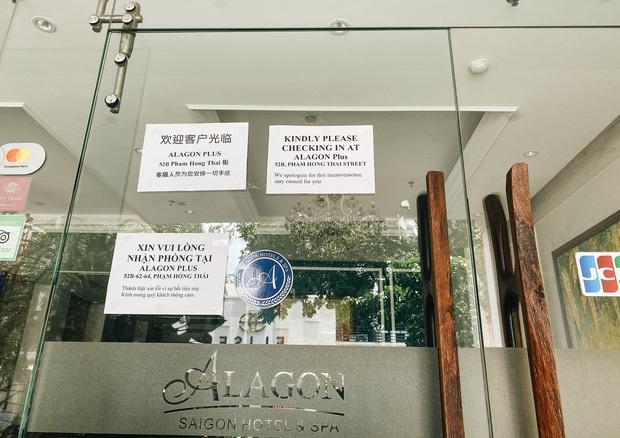 Hàng loạt khách sạn ở trung tâm Sài Gòn ngừng hoạt động, rao bán vì ngấm đòn Covid-19 - Ảnh 3.