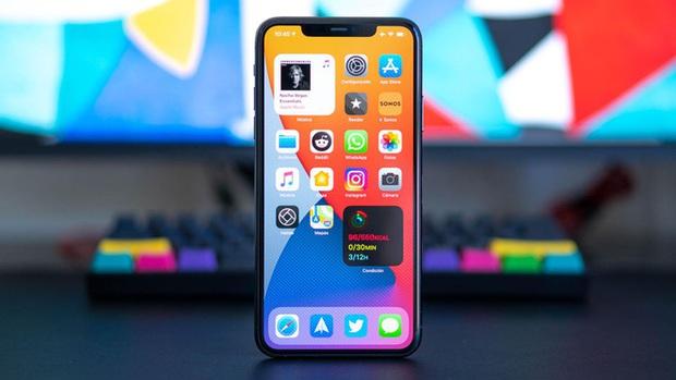 iOS 14 chính thức được tung ra - Ảnh 1.