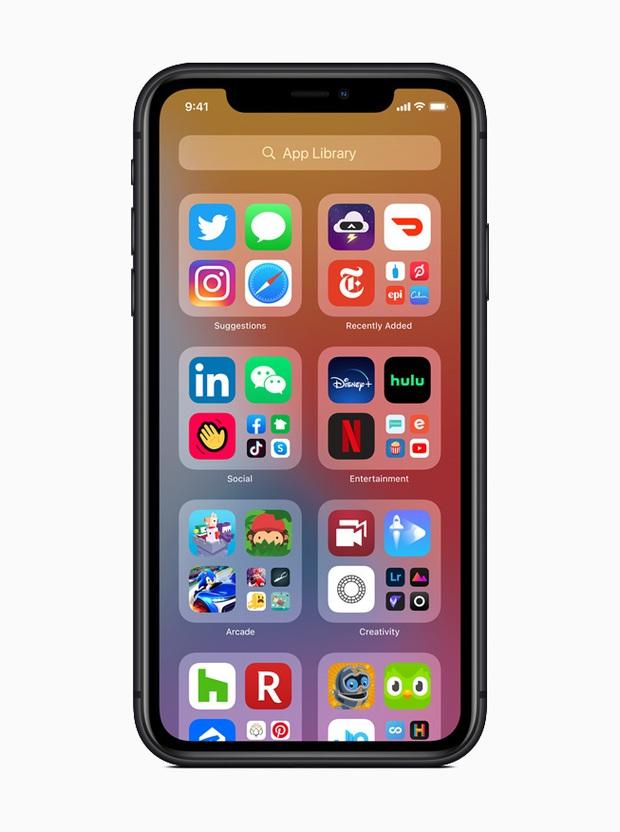iOS 14 chính thức được tung ra - Ảnh 2.