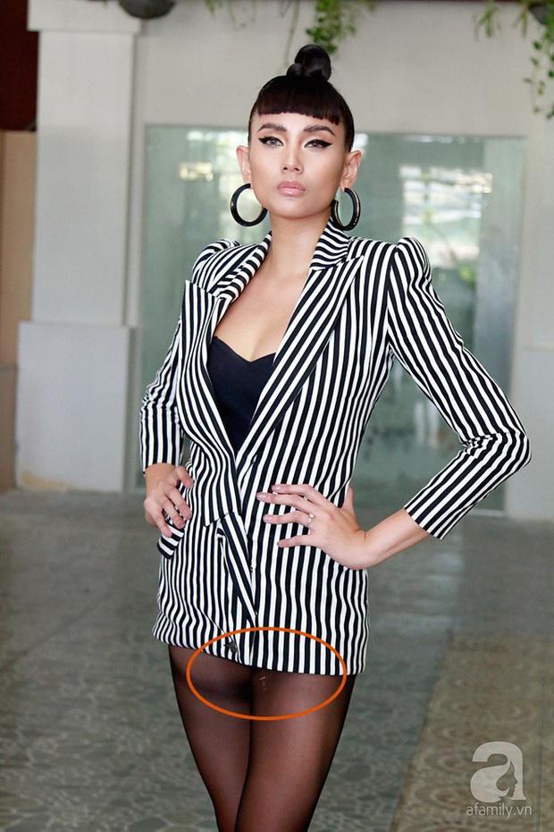 Sao Việt ham chế blazer thành váy ngắn cũn: Hương Giang, Bảo Thy... rơi vào vòng nguy hiểm, trùm cuối lại là Võ Hoàng Yến - Ảnh 7.