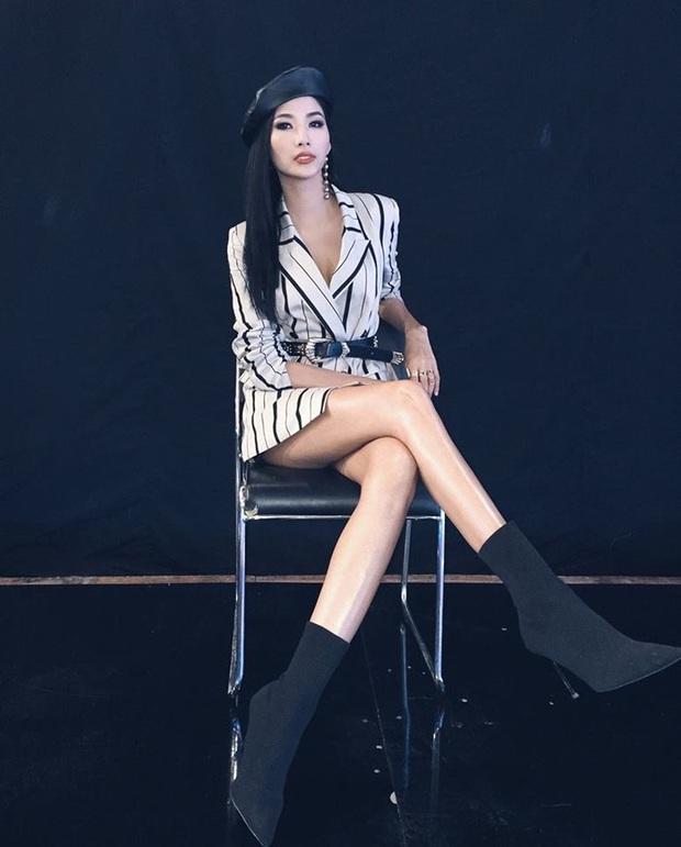 Sao Việt ham chế blazer thành váy ngắn cũn: Hương Giang, Bảo Thy... rơi vào vòng nguy hiểm, trùm cuối lại là Võ Hoàng Yến - Ảnh 5.