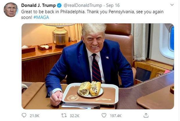 Sự thật về món ăn giống bánh mì Việt Nam gây bão MXH của ông Trump: Dân Mỹ cũng tranh luận rôm rả - Ảnh 1.