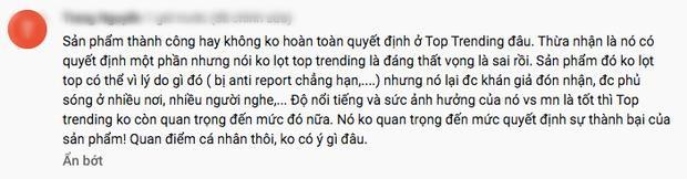 Từ phát ngôn của Trấn Thành, Minh Hằng trên show thực tế, top trending hiện có thực sự quan trọng? - Ảnh 5.