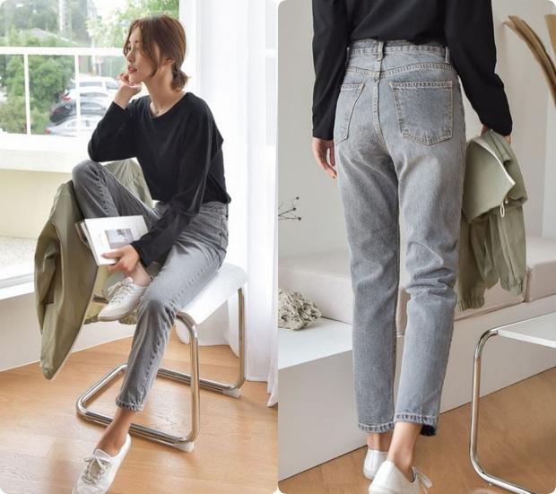 Chi tiết túi sau của quần jeans lại quyết định độ cong của vòng 3: Chiêu cơi nới dành cho nàng mông lép - Ảnh 6.