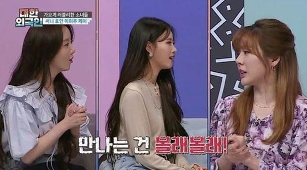 Sunny (SNSD) khuyên đàn em, vô tình làm lộ luôn lý do khiến các nhóm nhạc nữ toang: Đàn ông là nguồn cơn sự việc? - Ảnh 2.