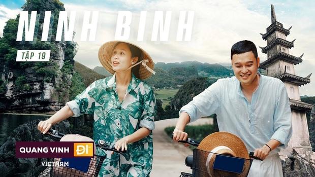 Đi du lịch khắp nơi nhưng không ngờ tận khi tới Ninh Bình thì Quang Vinh mới được ăn quả sung lần đầu tiên - Ảnh 1.