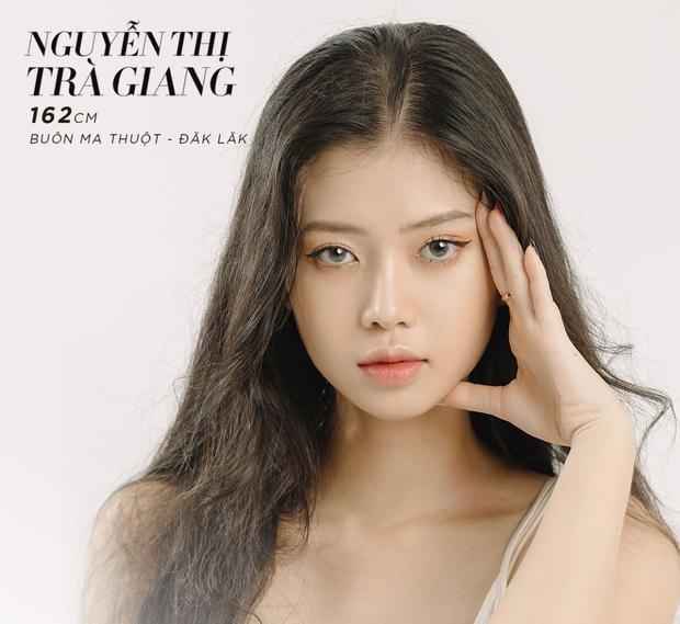 Lộ diện gái xinh cao 1m62, tóc siêu dài là đối thủ của hot girl bắp cần bơ tại The Face Vietnam! - Ảnh 1.