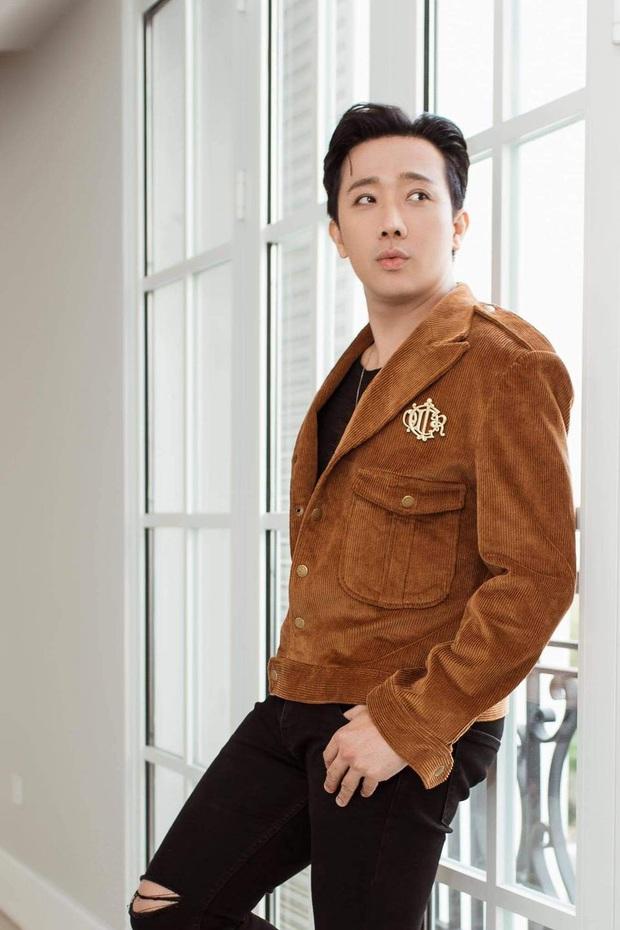 Trấn Thành gây bất ngờ khi tung bộ ảnh diện mạo mới, fan ồ ạt phản đối và réo gọi Hari Won - Ảnh 2.