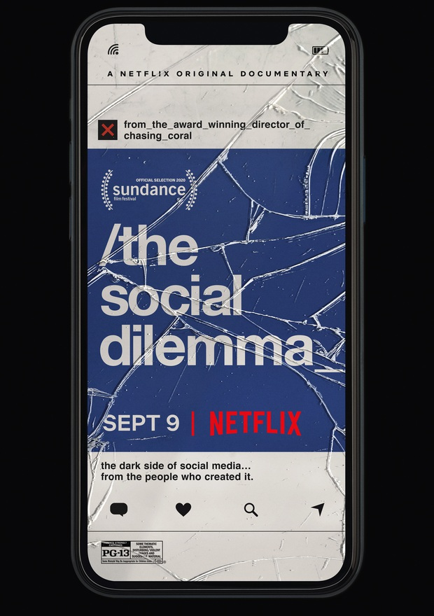 The Social Dilemma: Cú bóc phốt trần trụi về mạng xã hội đến từ các ông lớn quen ơi là quen - Ảnh 3.