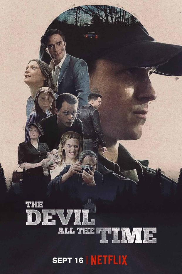 The Devil All The Time: Quy tụ toàn trai đẹp siêu anh hùng nhưng nội dung lại đen tối như tiền đồ chị Dậu - Ảnh 2.