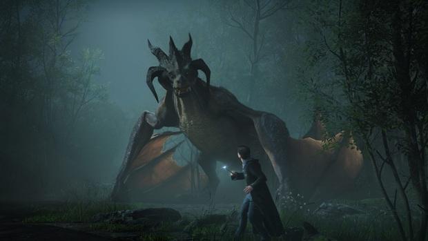 Học viện pháp thuật Hogwarts chính thức được đem lên game, trailer giới thiệu siêu đỉnh - Ảnh 2.