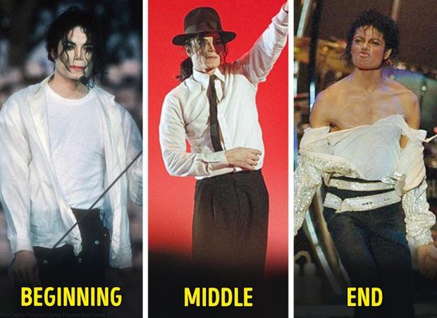 9 bí mật đằng sau trang phục trình diễn của huyền thoại Michael Jackson: Tưởng quái đản nhưng đều có mục đích, số 3 đảm bảo sẽ khiến bạn bất ngờ - Ảnh 1.