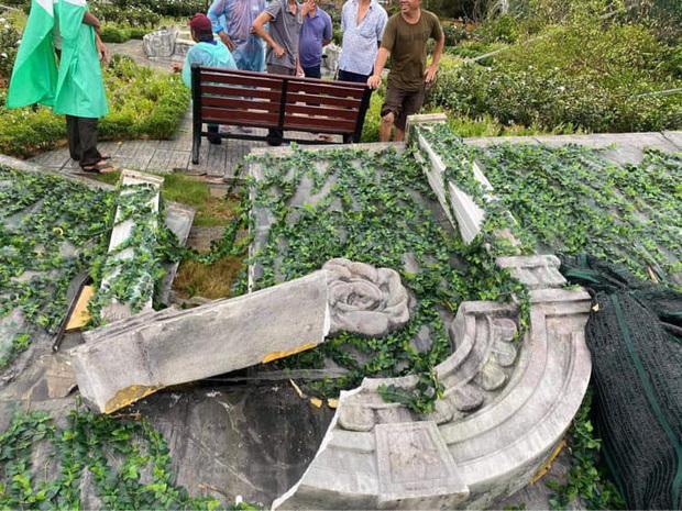 Bối cảnh bom tấn Việt tan hoang vì bão số 5: Hết cây cô đơn Mắt Biếc đến phim trường Gái Già Lắm Chiêu 5 bị quật tơi tả - Ảnh 5.