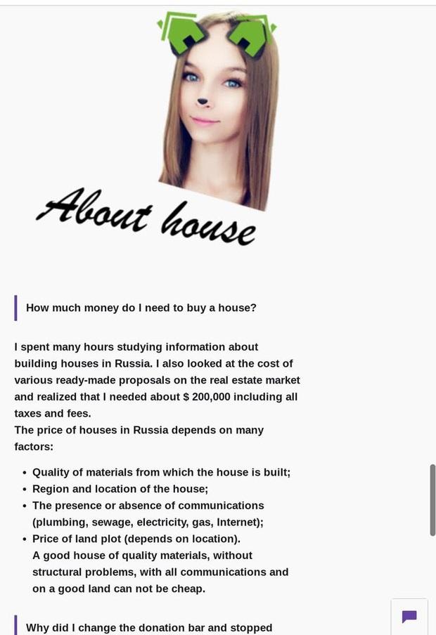 Được fan donate tiền mua nhà gần 6 tỷ, nữ streamer mặt dày xin thêm... để mua căn thứ 2 - Ảnh 2.