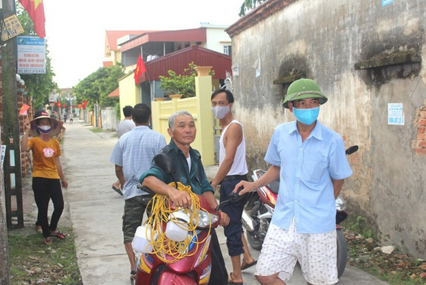 Hình ảnh đẹp tại khu dân cư cuối cùng tỉnh Hải Dương được dỡ bỏ phong tỏa, cách ly - Ảnh 19.