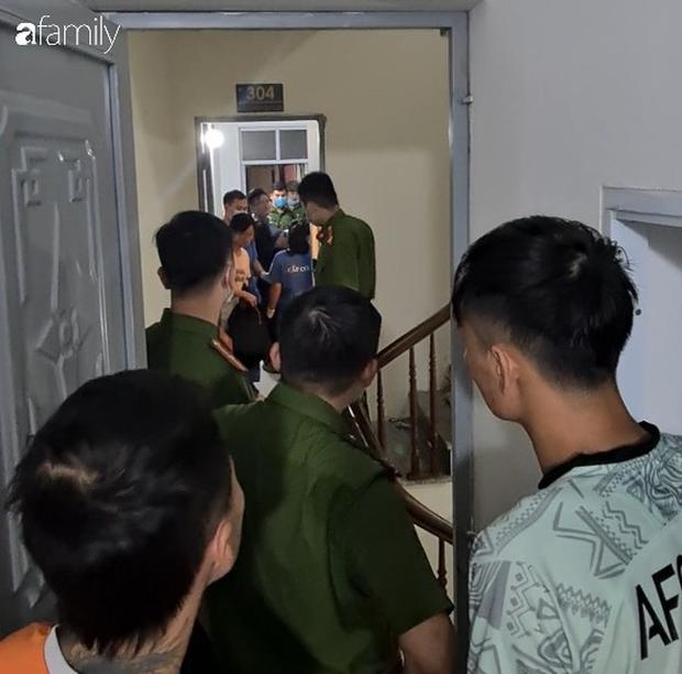 Hà Nội: Công an phá cửa phòng trọ giải cứu cô gái mất máu nguy kịch, nghi do cắt tay tự tử vì tình - Ảnh 3.