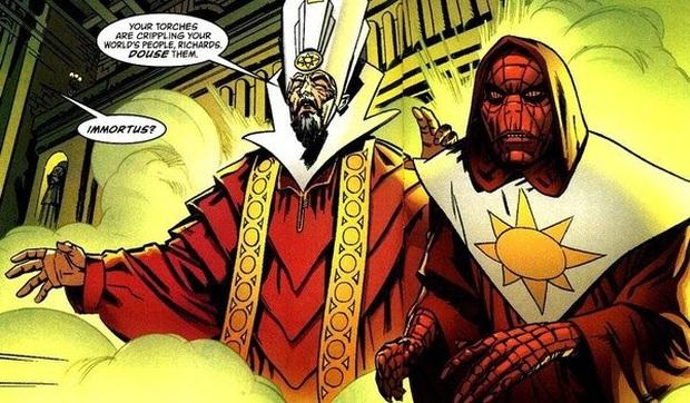 Bóc liền tù tì phản diện Kang the Conqueror của Ant-Man 3: Mạnh ngang Thanos nhưng mê xuyên không hơn cả Triệu Lộ Tư? - Ảnh 8.