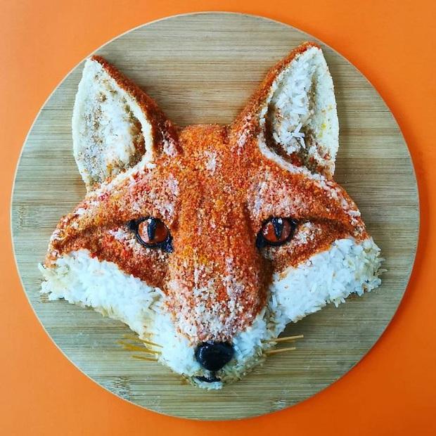 Những đĩa đồ ăn siêu cầu kỳ của người mẹ 2 con đang gây bão MXH, ngỡ tác phẩm nghệ thuật nên không ai dám ăn - Ảnh 8.