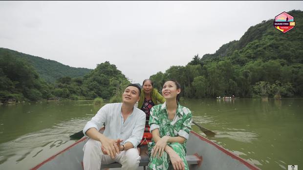 Đi du lịch khắp nơi nhưng không ngờ tận khi tới Ninh Bình thì Quang Vinh mới được ăn quả sung lần đầu tiên - Ảnh 2.