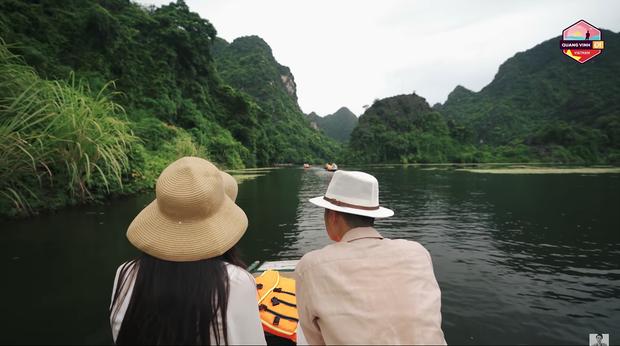Đi du lịch khắp nơi nhưng không ngờ tận khi tới Ninh Bình thì Quang Vinh mới được ăn quả sung lần đầu tiên - Ảnh 3.