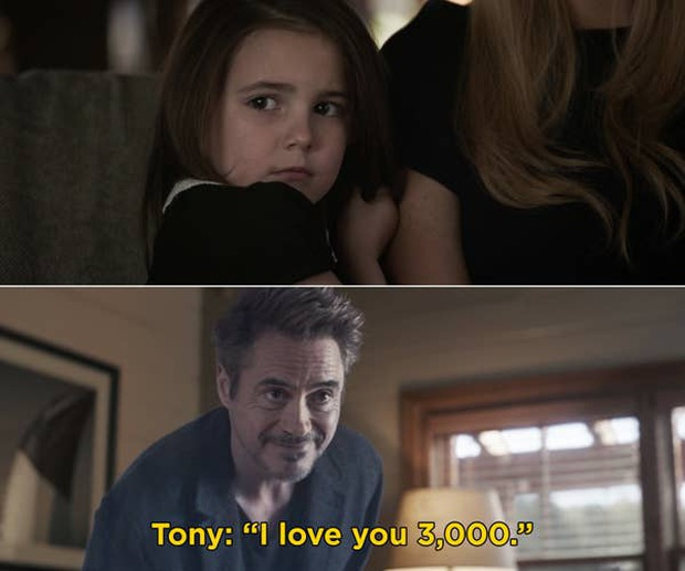 6 sự thật ứa nước mắt ở hậu trường Marvel: Cảnh Nhện nhọ gây xúc động hoá ra là ứng biến, câu I love you 3000 chả phải hàng chính chủ - Ảnh 7.