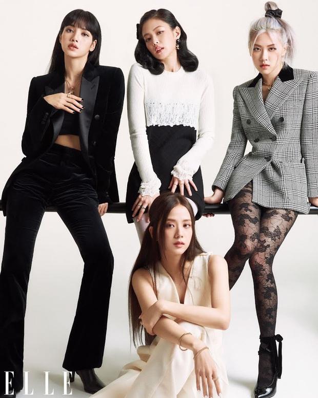 Jennie lên Elle Mỹ nói thật về lần đầu gặp 3 thành viên BLACKPINK: U mê Lisa ngay từ đầu, nhưng bất ngờ nhất là Jisoo - Ảnh 3.