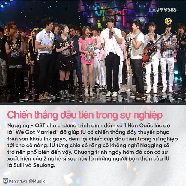 Điểm lại 12 dấu ấn trong 12 năm sự nghiệp ca hát của IU, thành công của quái vật nhạc số quả thực không hề dễ dàng! - Ảnh 2.