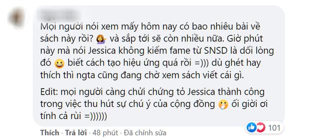 Fan SNSD sôi máu điểm loạt tình tiết nghe mùi đá đểu ở dự án phim chuyển thể của Jessica  - Ảnh 7.