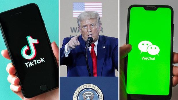 Mỹ sẽ cấm cửa TikTok và WeChat vào ngày 20 tháng 9 - Ảnh 1.