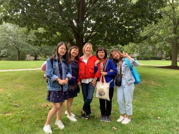 Nữ du học sinh 2K1 từ bỏ ĐH Mỹ về học Y khoa tại VinUni: GPA 3.95/4.0, IELTS 8.5, SAT 1530 (top 1% cao nhất thế giới) - Ảnh 4.
