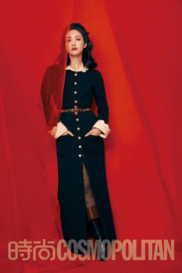 Jennie, Tống Thiến đều sang như bà hoàng khi đụng váy nhưng đến Kim Go Eun sao lại có biểu cảm khó phân định thế này - Ảnh 3.