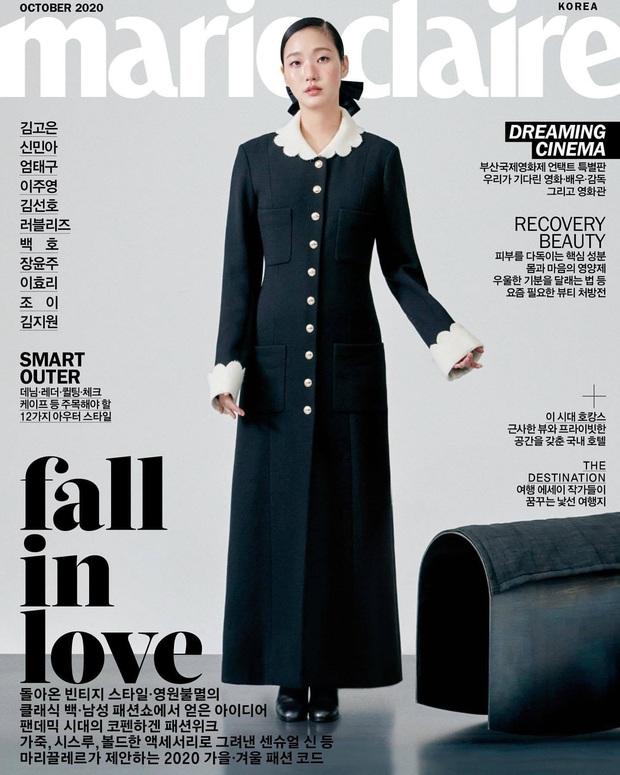 Jennie, Tống Thiến đều sang như bà hoàng khi đụng váy nhưng đến Kim Go Eun sao lại có biểu cảm khó phân định thế này - Ảnh 5.