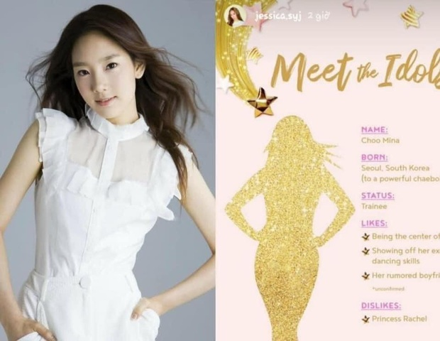 Jessica bị phản đối kịch liệt khi tiết lộ nhân vật phản diện trong tiểu thuyết, dáng hình mô tả nhắm thẳng vào kẻ thù Taeyeon? - Ảnh 4.