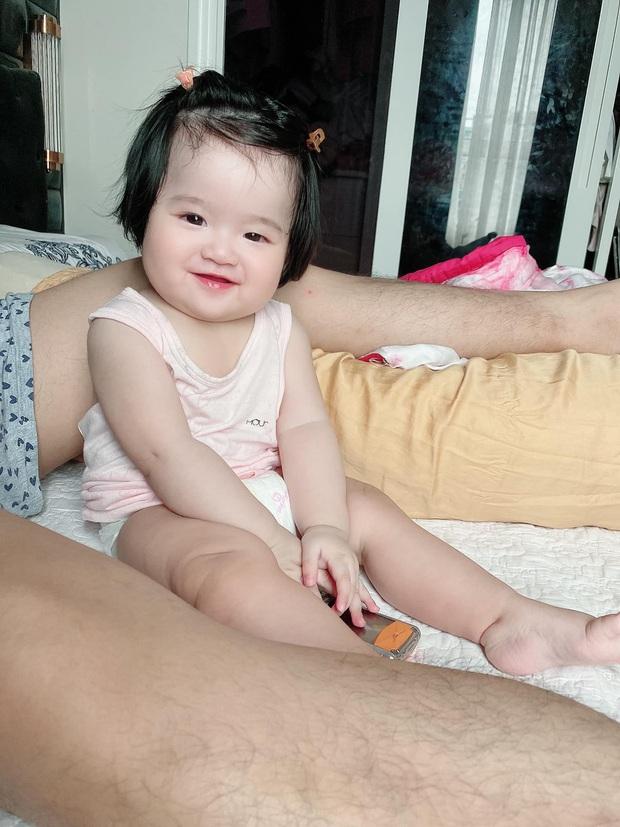 Ngọc Trinh khoe cháu gái ruột mà ai cũng xuýt xoa: Mắt to tròn hưởng gen của dì ruột, mỹ nhân tương lai đây rồi! - Ảnh 3.