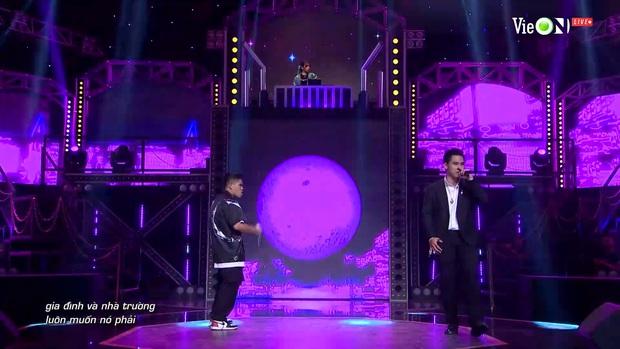 Ấn tượng màn trình diễn của GDucky và Tez khiến Trấn Thành lẫn Karik bật khóc, Rhymastic còn đòi quay MV luôn! - Ảnh 2.