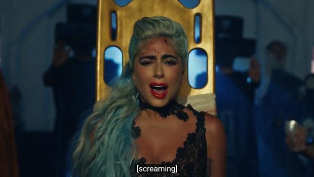 Xem tới xem lui MV mới của Lady Gaga rồi buông một tiếng thở dài vì ngoài nhạc giật đùng đùng ra thì fan chẳng hiểu gì cả? - Ảnh 9.