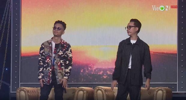 Ấn tượng màn trình diễn của GDucky và Tez khiến Trấn Thành lẫn Karik bật khóc, Rhymastic còn đòi quay MV luôn! - Ảnh 11.