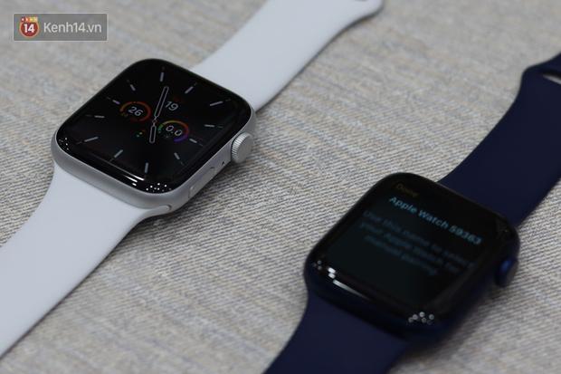 Trên tay Apple Watch Series 6 và Watch SE vừa về Việt Nam - Ảnh 19.