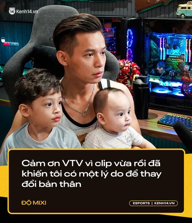 Độ Mixi: Cảm ơn VTV vì đã cho tôi có một lý do để thay đổi bản thân - Ảnh 4.