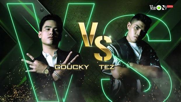 Ấn tượng màn trình diễn của GDucky và Tez khiến Trấn Thành lẫn Karik bật khóc, Rhymastic còn đòi quay MV luôn! - Ảnh 1.