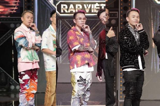 Binz nhá hàng câu lyrics gọi mình là trendsetter các kiểu, fan lập tức cà khịa chê cách tạo dáng lỗi thời tại Rap Việt - Ảnh 3.